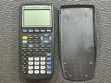 scientific calculator Ti 83 Plus Texas Instruments