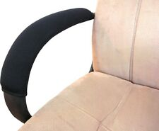 Soft Neoprene Chair Armrest Covers For Office Chairs, Wheelchairs, etc. (Pair)