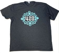 Medical Marijuana Cannabis Dispensary 420 RARE XL T-shirt pipe 710