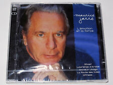 Maurice Jarre L'EMOTION ET LA FORCE EMOTION AND POWER 2 CD Set New & Sealed