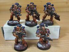 5 forgeworld caos MKIII mundo caprichosos Eater Marines Pintado (831)