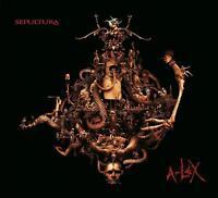 SEPULTURA – A-LEX (NEW/SEALED) CD