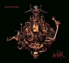 SEPULTURA – A-LEX (NEW/SEALED) CD