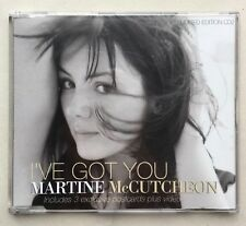 Martine McCutcheon: I've Got You CD Single 3 Tracks + Video 1999 CD2