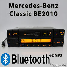 Mercedes Classic BE2010 Bluetooth MP3 Radio Cassette aux-In Autoradio RDS Radio