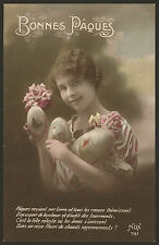 French Posted Collectable Greeting Postcards