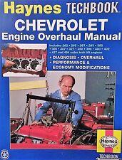 Haynes Techbook 10305 Chevrolet Engine Overhaul Manual Step-by-Step Repair Book
