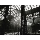 Berenice Abbott Interior Penn Station New York Photo Large Canvas Art Print