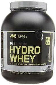Optimum Nutrition Platinum Hydro Whey ON Hydrolysed Whey Protein Isolate 1.6kg