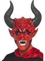 Fancy Dress Demon Devil Lord Halloween Mask