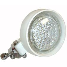 LALIZAS SPOTLIGHT MARINE BOAT SAILING NARROWBOAT 70678 WHITE CASING