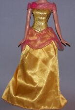 Disney Princess Fashion Doll Clothes Beauty & the Beast Belle Gown Dress