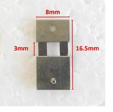 CLOCK SUSPENSION SPRING TOP QUALITY STEEL 16.5mm x 3mm x 8mm PARTS - CS5837