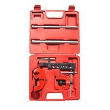 5 pcs Metric Pipe Flaring Tool Kit Pipe Tube Cutter Mechanics Plumbers Use