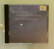 john o'connor  15 NOCTURNES OF JOHN FIELD   ( 1782 - 1837 ) CD