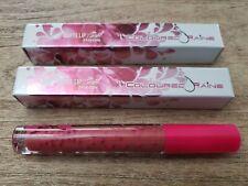 2X COLOURED RAINE Matte Lip Paint 24SEVEN Liquid Lipstick Rose Pink 3.5g IPSY