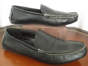 Banana Republic Leather Driving Loafer Moccasin Shoes Men's Sz. 10.5 M