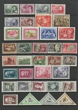 Hungary 1952 - 1953 MH or Used collection, 102 stamps