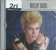 Billy Idol - Millennium Collection / The Best Of - Hard Rock Pop Music Cd