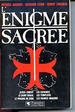 L'ENIGME SACREE - Baigent Leigt et Lincoln 1983 - RENNES LE CHATEAU b