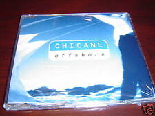CHICANE OFFSHORE REMIXES CD Sealed 1997 EDEL