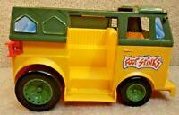 Vintage 1989 Playmates TMNT Teenage Mutant Ninja Turtles Party Wagon