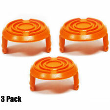 3PC Spool Cap Cover for WA6531 WORX GT Trimmer Edger Cordless Trimmers 50006531