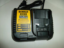 DeWalt DCB115 12V 20V 60V Max XR LITHIUM ION BATTERY CHARGER