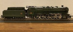 Märklin Hamo 3046 Steam Locomotive Series 150X 29 SNCF Gauge H0