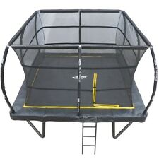15ft x 15ft Telstar ELITE Bounce Square Trampoline Package INCLUDES INSTALLATION