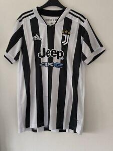 2021/2022 Juventus Home Shirt Perfect Condition sizes XL x2 - L x1 M x1