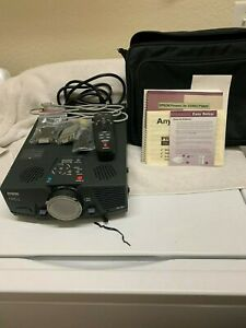 Epson LCD Projector ELP-7500 w/Carrying Case/remote/cables