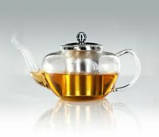 Glass Contemporary Teapots