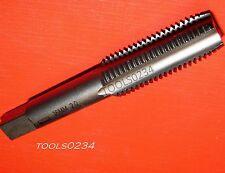 Irwin 1756 ZR M16 X 2.0 Metric 16MM Carbon Steel Plug Tap 4FL USA Made RH