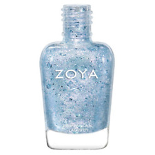 ZOYA ZP940 SALDANA iridescent blue nail polish topper SUNSHINE Collection NEW