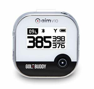 NEW GolfBuddy Aim V10 - Drummond Golf