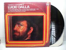 LUCIO DALLA 4 MARZO E ALTRE STORIE DI LUCIO DALLA RCA NL 33005 DISCRETO