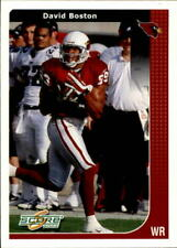 2002 Score Football Card #s 1-2000 +Inserts (A4377) - You Pick - 10+ FREE SHIP