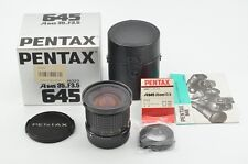 EX+ Pentax SMC 645 A 35mm F/3.5 Ultra Wide Angle for 645, 645N in box from JAPAN