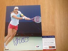 Andrea Petkovic Signed 8x10 Photo PSA DNA COA Autographed Auto Germany PROOF a