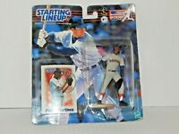 2000 Baseball Starting Lineup - Action Figures - Pedro Martinez, Boston Red Sox