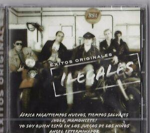 """CD - ILEGALES - EXITOS ORIGINALES  """" NEU in OVP VERSCHWEISST #HM08#"""
