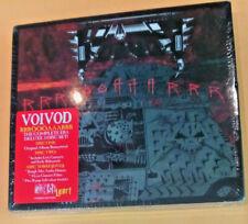 Voivod – Rrröööaaarrr (CD) [BRAND NEW, FACTORY SEALED] 2CD+DVD