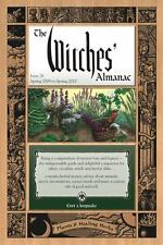 New, The Witches Almanac: Spring 2009-Spring 2010 (Issue 28), Theitic, Book