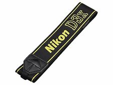 Nikon neck strap attachment for D3X a single-lens reflex for simple black AN-D3X