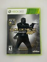 GoldenEye 007: Reloaded - Xbox 360 Game - Tested
