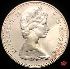 1966 Canada 10 cents - MS64 - Lot#1510P