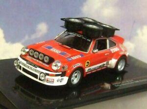 IXO 1/43 PORSCHE 911 SC Gr4 RACING ASSISTANCE/SERVICE CAR MONTE CARLO RALLY 1980