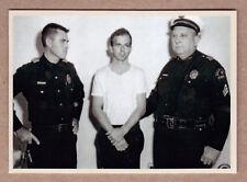JFK President John F Kennedy '64 extension series #80 Lee Harvey Oswald arrested