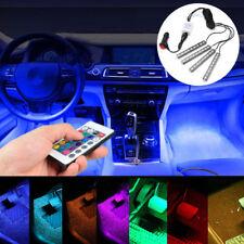 Kit Dash Full Foot Under Inside Color Seat Lamp LED Lighting Interior Car Glow